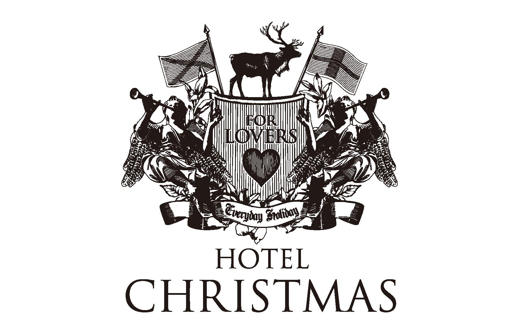 HOTEL CHRISTMAS 梅田